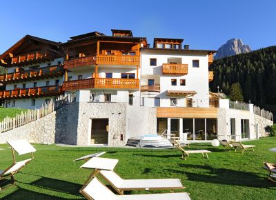 Hotel Chalet Dlaces