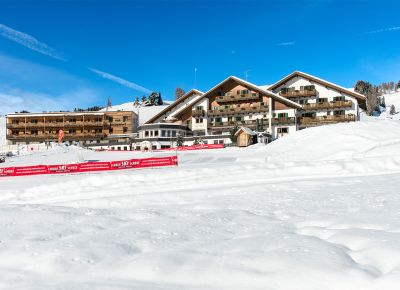 Hotel Saltria Mountain Resort