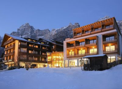 Parkhotel Ladinia - Dolomiti Spa Resort