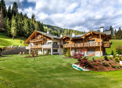 Alpin Mountain Chalet